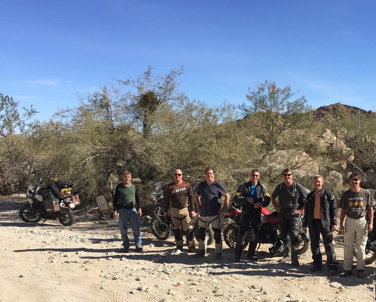 Guadalupe Canyon 2018