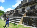 Altun Ha Pyramid
